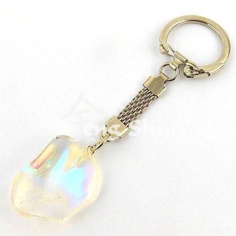 Kľúčenka Aqua aura Krištáľ