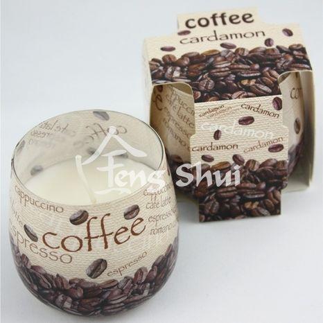 Svíčka vonná - coffe